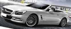 Mercedes alloy wheels Mercedes 15 Spoke image