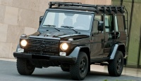 G Class G463 Cross Country Vehicle with 18