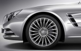 Mercedes alloy wheels Mercedes Multi Spoke image