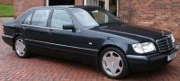 S Class W140 Saloon with 18
