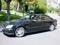 S Class W220 Saloon with 18