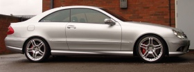 Mercedes alloy wheels AMG IV 2pc image