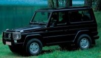 G Class G460 Cross Country Vehicle with 15