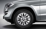 Mercedes alloy wheels Mercedes 7 Hole image