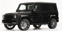 G Class W463 Saloon with 23