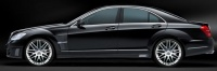 S Class V221 Saloon Long Wheelbase with 21