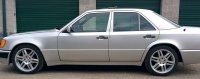 E Class W124 Saloon with 18