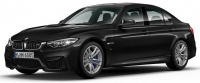 3 Series F80 M3 Saloon with 18