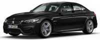 3 Series F80 M3 Saloon with 19