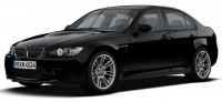 3 Series E90 M3 Saloon with 18