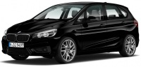 2 Series F45 Active Tourer (Compact MPV) with 19