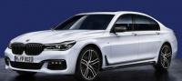 7 Series G12 Saloon Long Wheelbase with 21