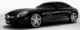 Mercedes alloy wheels AMG 5 Spoke image