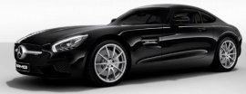 Mercedes alloy wheels AMG 10 Spoke image