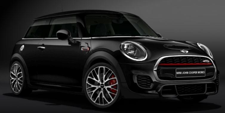 """Mini Cooper Warranty >> 18"""" JCW 506 Cross Spoke wheels in Bright Turned With Black - Alloy Wheels Direct (4384648)"""