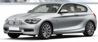 1 Series F21 Hatchback 3dr with 17