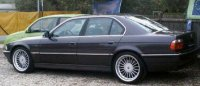 7 Series E38 Saloon with 20