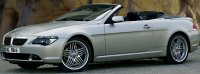 6 Series E64 Convertible with 20