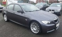 3 Series E90 Saloon with 18