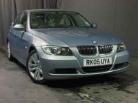 3 Series E90 Saloon with 17