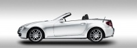 SLK Class R171 Roadster with 18
