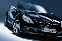 SLK Class R171 Roadster with 17