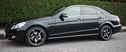 Mercedes alloy wheels Mercedes Xentres image