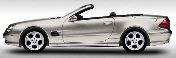 18 mercedes alphard wheels in high sheen with standard for Mercedes benz alphards
