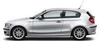 1 Series E81 Hatchback 3dr with 17