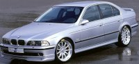 5 Series E39 Saloon with 20