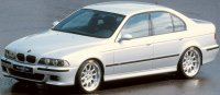 5 Series E39 M5 Saloon with 20