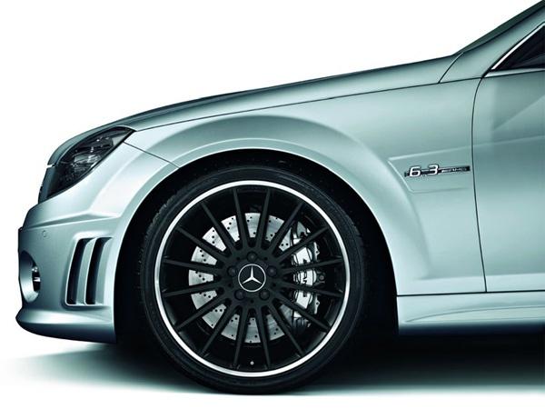 "Audi Build Your Own >> 19"" AMG V 16-spoke wheels in Matt Black with High Sheen ..."