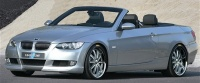 3 Series E93 Convertible with 20