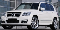 GLK Class X204 Off-Roader with 21
