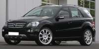 M Class W164 Off-Roader with 23