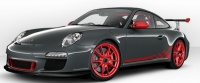 911-997 Gen 2 GT3 RS with 19