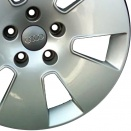 Audi Avus Silver alloy wheel finish type
