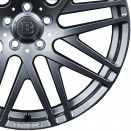 Brabus Liquid Titanium alloy wheel finish type
