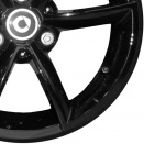 Smart Gloss Black alloy wheel finish type
