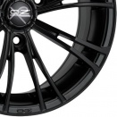 OZ Racing Matt Black