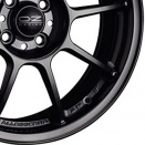 OZ Racing Titanium Tech alloy wheel finish type