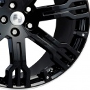 Hawke BKL Java Black Sculpted Edge alloy wheel finish type