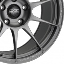OZ Racing Grigio Corsa alloy wheel finish type