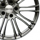 Hartge Smokey Silver alloy wheel finish type