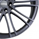 Hartge Black Anodized alloy wheel finish type