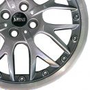 MINI Anthracite alloy wheel finish type