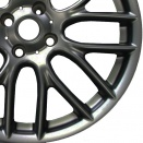 MINI Matt Black alloy wheel finish type