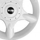 MINI White alloy wheel finish type