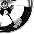 Smart Chrome alloy wheel finish type