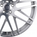 Brabus Forged | Brushed Finish alloy wheel finish type